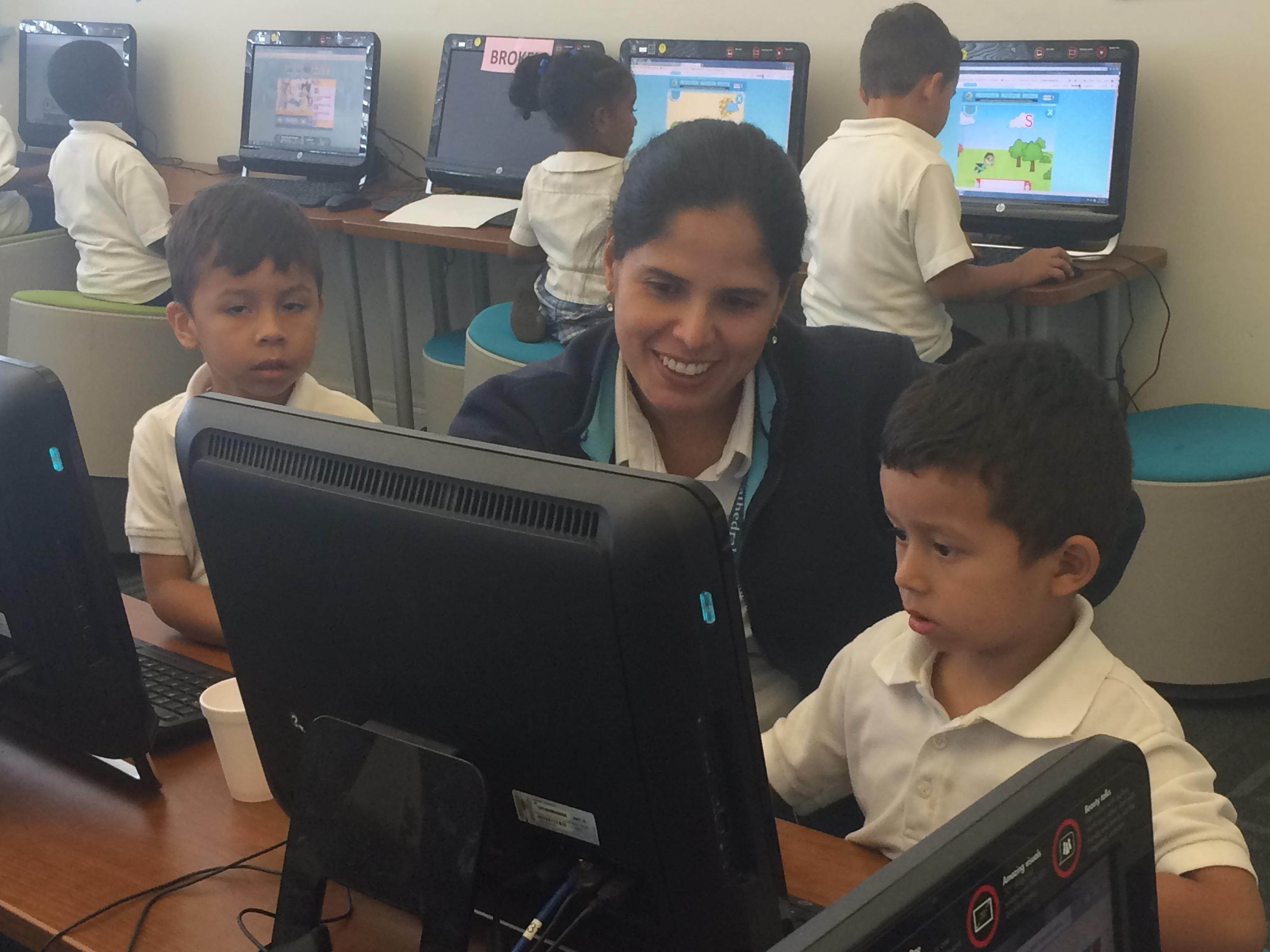 Computer Class - Elementary